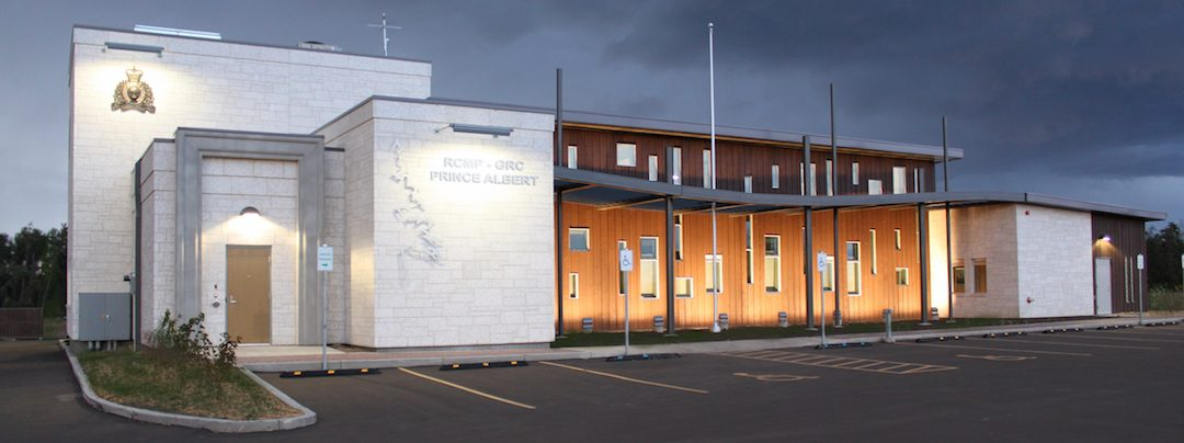 RCMP Prince Albert Detachment Achieves LEED® Silver