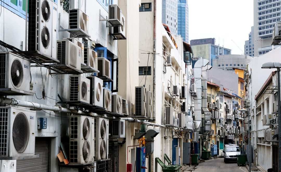 How Will Climate Change Affect Future Energy Use in Buildings?
